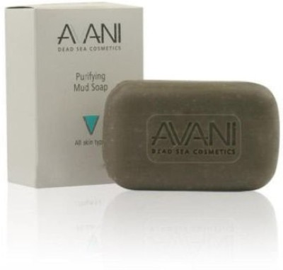 Avani Dead Sea Purifying Mud Soap Size: