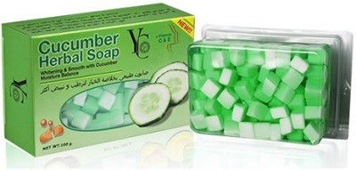 YC Cucumber Herbal Soap