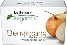 Kojie San Pureganics Bengkoang Whitening Soap