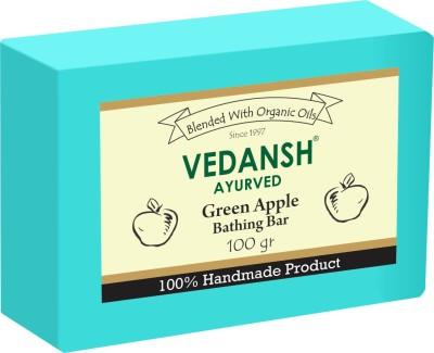 Vedansh Green Apple Bathing Bar