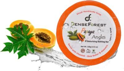 Dense Forest Papaya Angels Khadi Handmade Soap