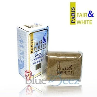 Fair & White Savon Gommant Exfoliating Soap