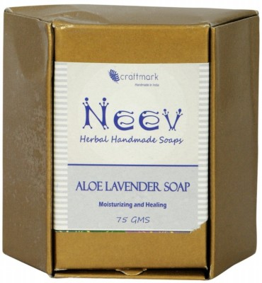 NeeV Herbals Aloe Lavender Soap(Pure)