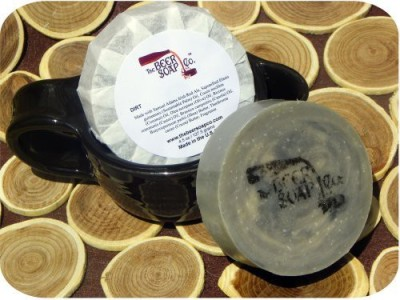 The Beer Soap Company Dirt Beer Soap- Made with Sam Adams Irish Red Ale