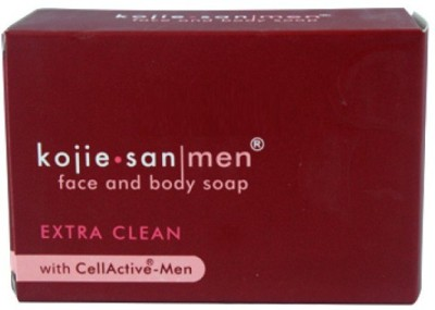 Kojie San Men Extra Clean Face & Body Soap