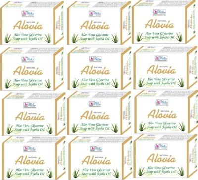 Besure Aloe Vera Soap(Pack of 12)