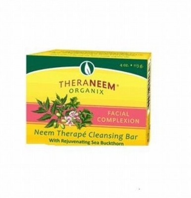 Organix South TheraNeem Therape Cleansing Bar Facial Complexion
