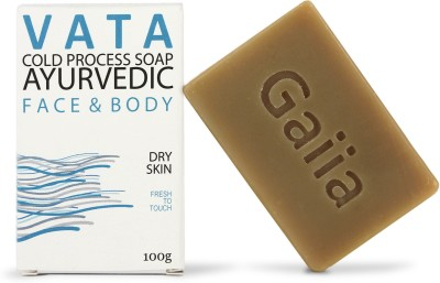 Gaiia VATA, Cold Process Ayurvedic Soap for DRY skin