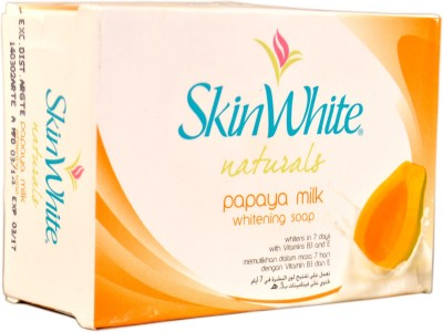 Skin White Naturals Papaya Milk Whitening Soap /Skin Fairness Soap