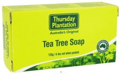 Nature's Plus Thursday Plantation Tea Tree Skin Care Soap