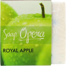 Soap Opera Royal Apple Fruit Bathing Bar(100 g)