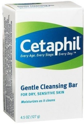 Cetaphil Gentle Cleansing Bar (PACK OF 2)