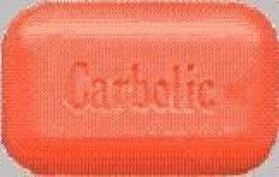 SOAP WORKS Carbolic Soap (Red Colour) Brand: SoapWorks