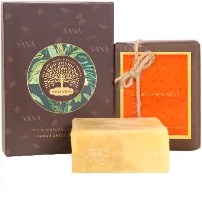 VANA VIDHI Luxury Genda Phool (Marigold) Cleanser