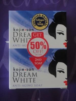 Kojie San Dream White Kojic Lightening Anti Aging Soap