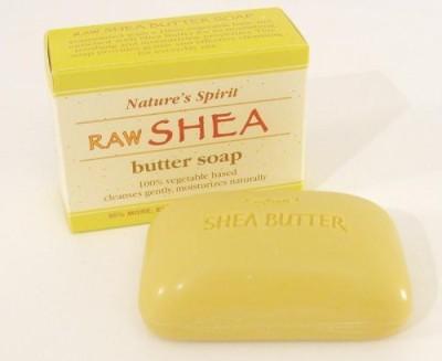 Nature's Spirit Raw Shea Butter Soap