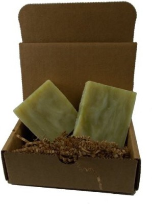 YANKEETRADERS Tea Tree Soap - All Natural Vegan / 2 Bars