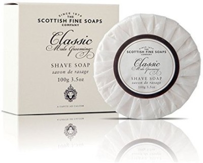Scottish Fine Soaps Classic Male Grooming Shave Soap