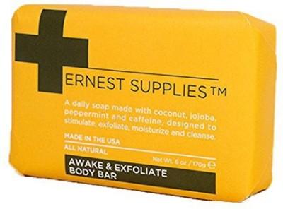 Ernest Supplies Awake & Exfoliate Body Bar