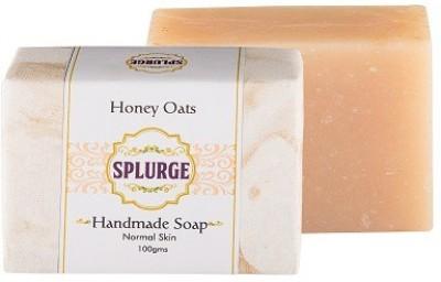 Splurge Honey Oats Handmade Soap
