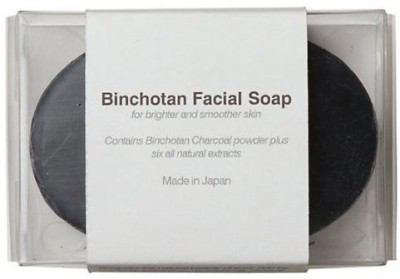 Morihata International Ltd. Binchotan Charcoal Facial Soap