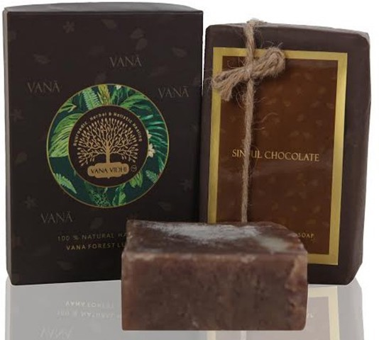 VANA VIDHI Sinful Chocolate Butter Soap(120 g)