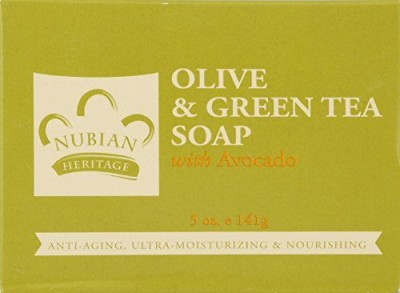 Nubian Heritage Olive Butter Soap Bar ( 12 Pack )