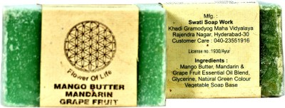 FLOWER OF LIFE -KHADI HERBAL SOAPS