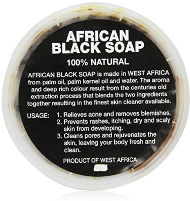 Nature and herbs 100% Pure African Black Liqiud Soap