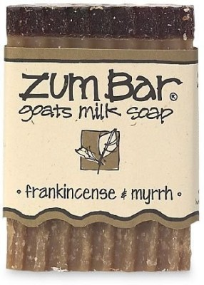 AB Zum Bar Goat's Milk Soap Frankincense & Myrrh