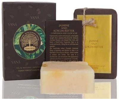 VANA VIDHI Exotic Jasmine (Chameli) and Kokum Butter Cleanser
