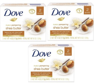 Dove Purely Pampering Shea Butter Cream