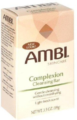Ambi Skincare Complexion Cleansing Bar (Pack of 6)