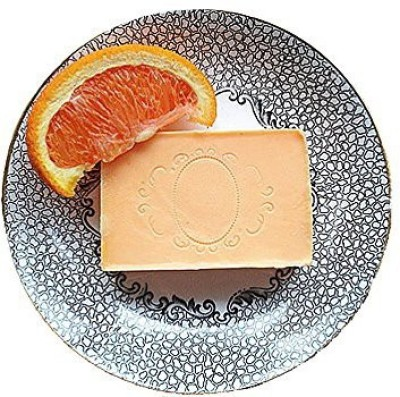 Prince of Wales Vegan Shoppe Orange Soap: Vegan and Organic