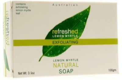 Tea Tree Therapy Lemon Myrtle Soap Exfoliating