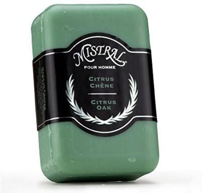 Mistral Men,s Soap - Citrus Oak