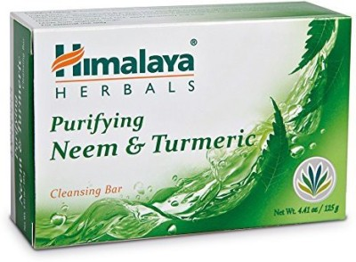 Himalaya Herbal Healthcare Purifying Neem And Turmeric Cleansing , Soap(124.696 g) at flipkart