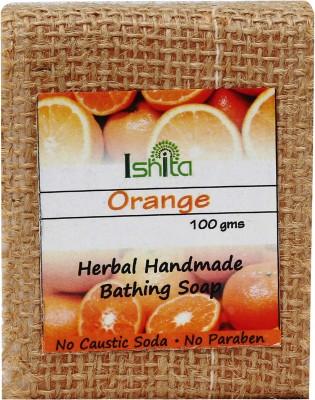 IshitaInternational Orange Aloe Vera Soap