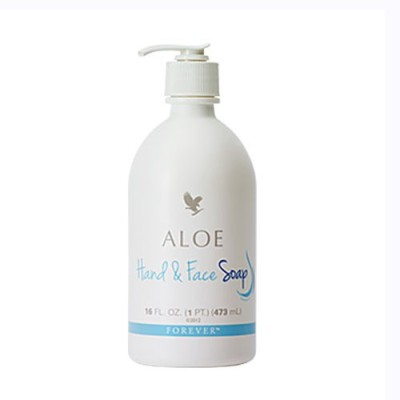 Forever Living International Aloe Hand And Face Soap