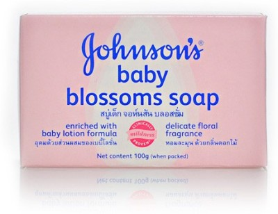 Johnson's International Blossoms soap