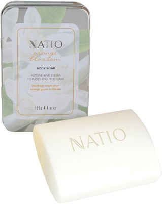 Natio Orange Blossom Body Soap