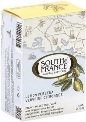 South Of France Natural Bar Soap Lemon Verbena