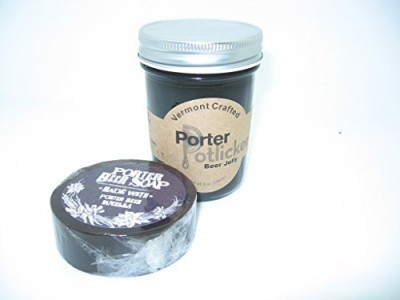 Beer Gifts Porter Beer Gift Set Beer Jelly and Beer Soap