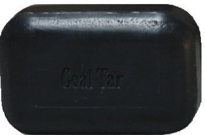 SOAP WORKS Coal Tar Soap (Black) Brand: Soap Works