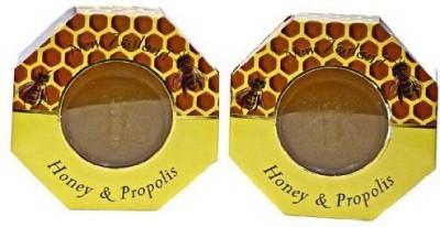 Parrs Skincare Manuka Honey and Propolis Soap - Set of Two
