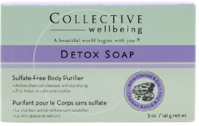 Collective Wellbeing Detox Soap