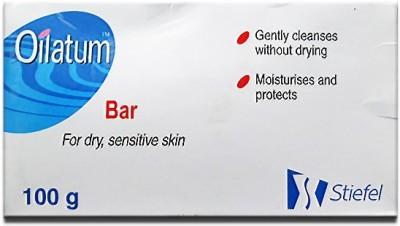 Stiefel Oilatum Bar (Pack Of 4)