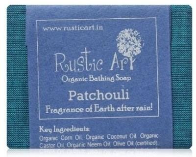 Rustic Art Patchouli Organic