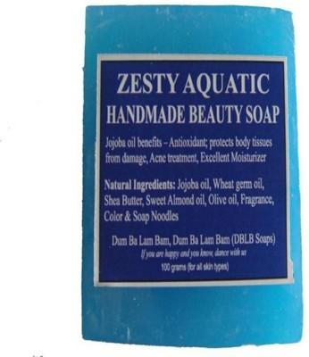 DBLB Zesty Aquatic Handmade Natural Soap