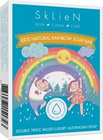 SkLieN KIDS NATURAL RAINBOW Soap Bar(100 g)